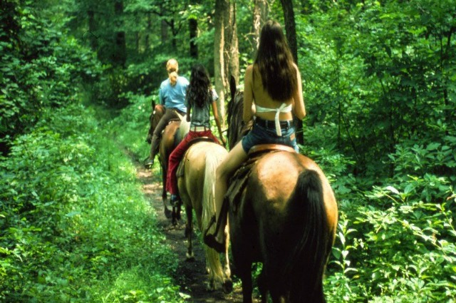 Horseback Riding 30A