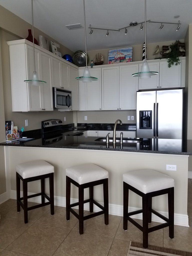 Leeward I - Unit 9 kitchen